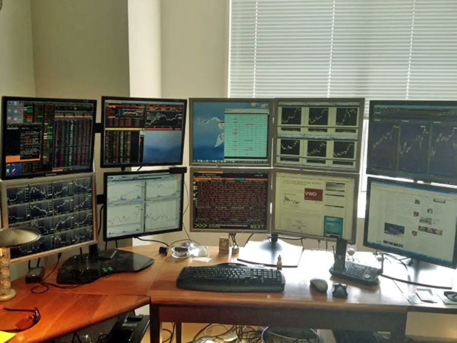 Day Trading Crazy